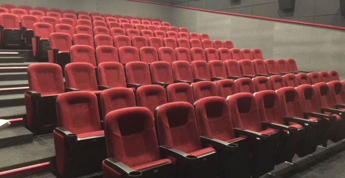 Подведены итоги конкурса по поддержке кинотеатров в населенных пунктах с количеством жителей до 500 тысяч человек