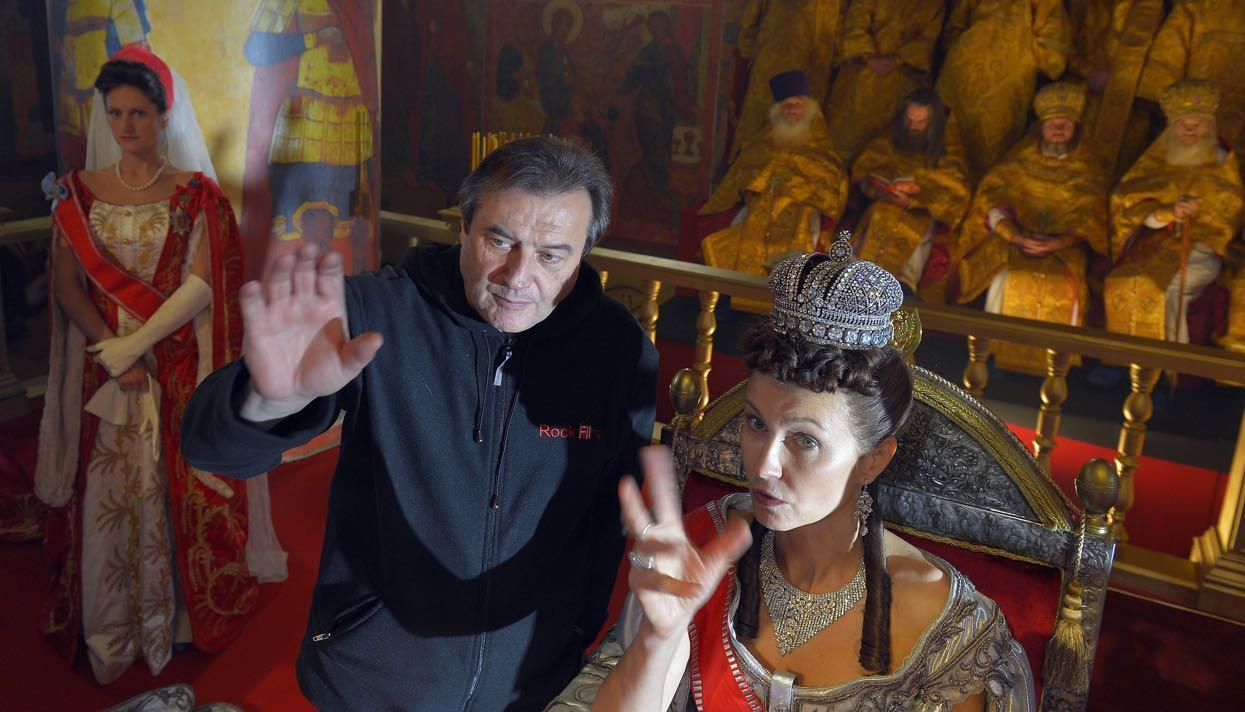 Интервью Алексея Учителя — о «Матильде», Николае II и проверках прокуратуры
