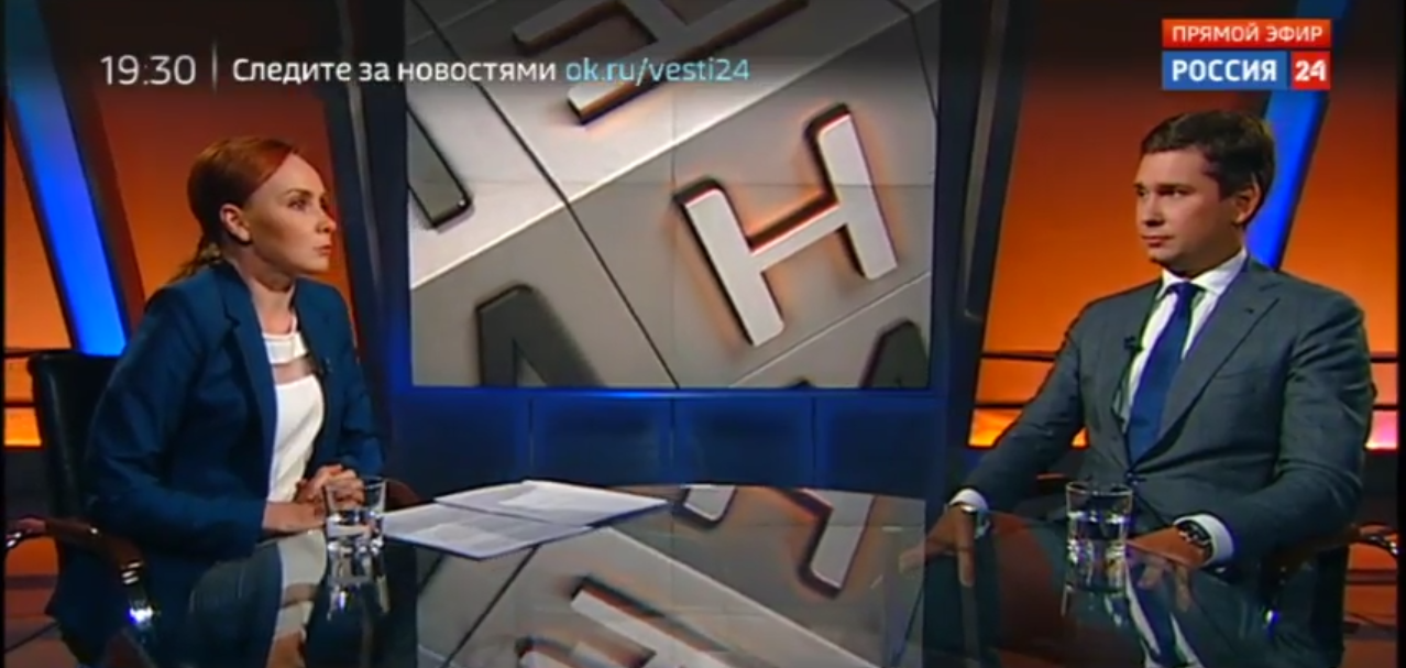 """""""Мнение"""": Фонд кино о конфликте с Михалковым - Россия 24"""