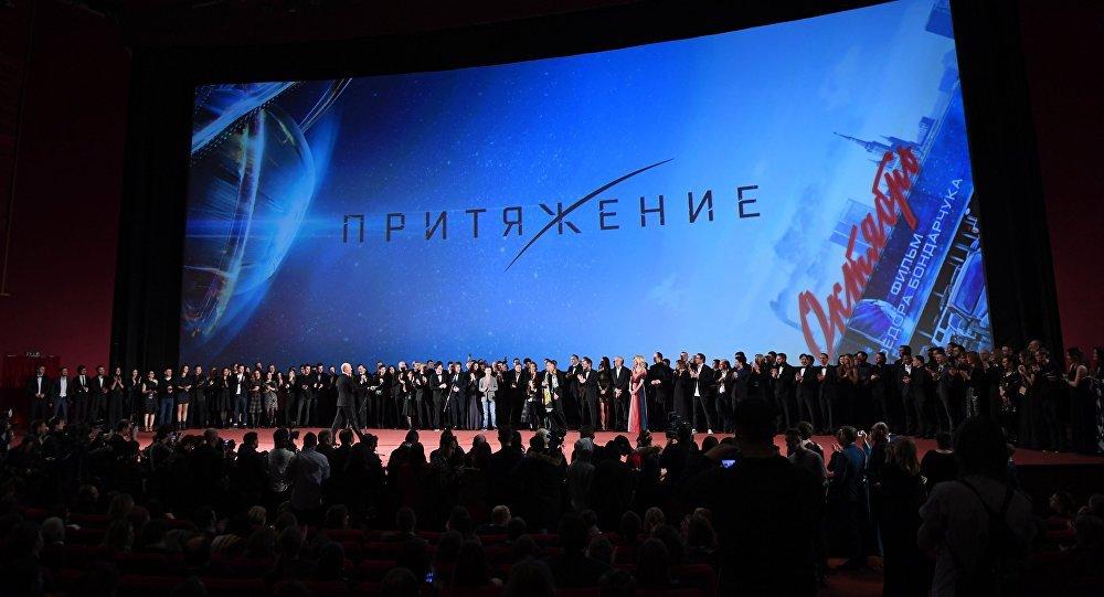 Сборы российских фильмов 2017 года уже превысили общие показатели 2016 года