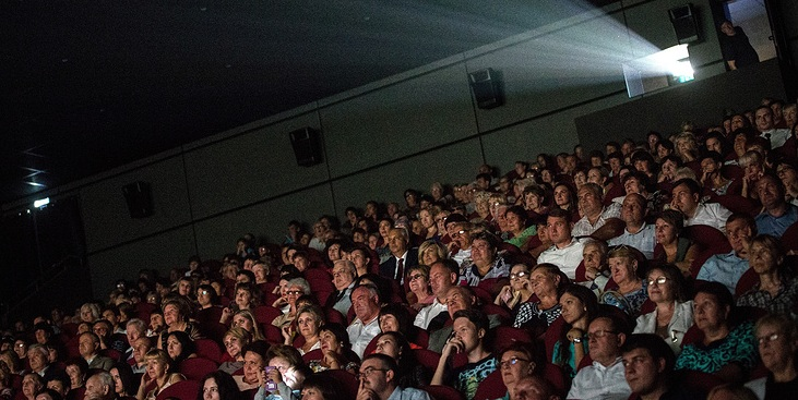 Российские фильмы в 2017 году посмотрели 50 млн зрителей